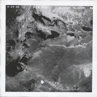 Moomaw Glacier, aerial photograph FAM 3120 99, Colorado