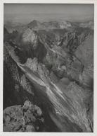 Triple Glaciers, Wyoming