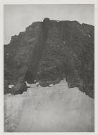 Falling Ice Glacier, Wyoming