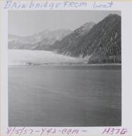 Bainbridge Glacier, Alaska