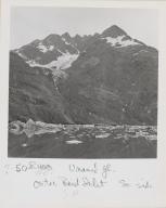 Unknown glacier, John Hopkins Inlet, Alaska