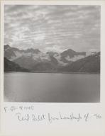 Topeka Glacier, Alaska