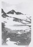 Maclure Glacier, California