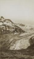 Rainy Hollow Glacier, border of British Columbia and Alaska