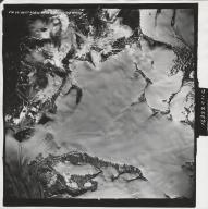 Talkeetna Mountains, aerial photograph M 826 208, Alaska