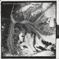 Talkeetna Mountains, aerial photograph M 826 244, Alaska