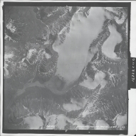 Black River, aerial photograph M 836 189, Alaska