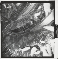Sovereign Mountain, aerial photograph M 836 31, Alaska