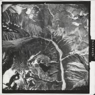 Chickaloon River, aerial photograph M 836 64, Alaska