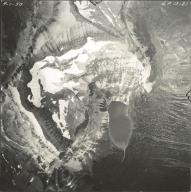 Dixon Glacier, aerial photograph GP 13-21, Montana