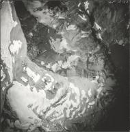 Jackson Glacier, aerial photograph GP 13-83, Montana
