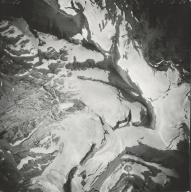 Pumpelly Glacier, aerial photograph GP 13-89, Montana