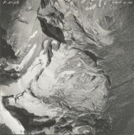 Jackson Glacier, aerial photograph GP 6-56, Montana