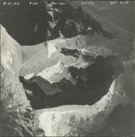 Mount Carter, aerial photograph GP 6-9, Montana
