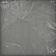 Agassiz Creek, aerial photograph 1E-8, Montana