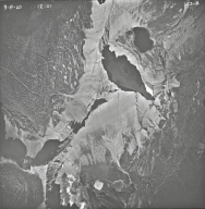Split Mountain, aerial photograph 23-8, Montana