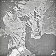 Natoas Peak, aerial photograph 7-8, Montana