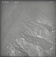 Agassiz Glacier, aerial photograph IA-9, Montana