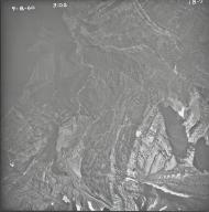 Agassiz Glacier, aerial photograph IB-7, Montana