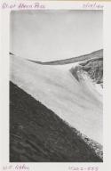 Ahern Glacier, Montana