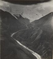 Unknown glacier near Cooper Pass, Alaska