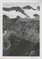 Pumpelly Glacier, Montana