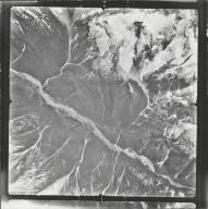 Chickamin Glacier, aerial photograph SEA 109-093, Alaska