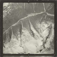 Leduc Glacier, aerial photograph SEA 109-134, British Columbia