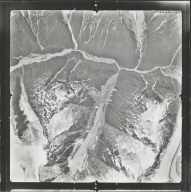 Leduc Glacier, aerial photograph SEA 109-159, British Columbia
