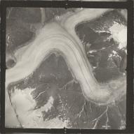 Chickamin Glacier, aerial photograph SEA109-165, Alaska