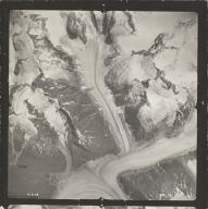 Greenpoint Glacier, aerial photograph SEA 109-167, Alaska
