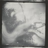 Chickamin Glacier, aerial photograph SEA 86-083, Alaska