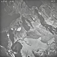 Harrison Glacier, Montana