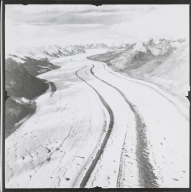 Klutlan Glacier, Yukon, Canada