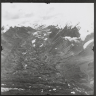 Unknown glacier, Yukon, Canada