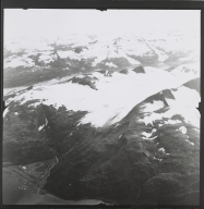 Unknown glacier, possibly Alaska