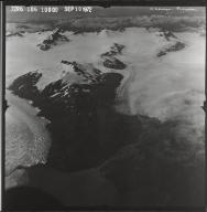 Chenega Glacier and Princeton Glacier, Alaska