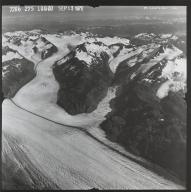 Excelsior Glacier and lake, Alaska