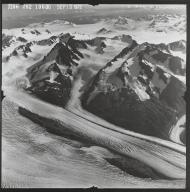 Ellsworth Glacier, east side, Alaska