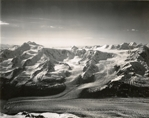 Harvard Glacier and Radcliffe Glacier, Alaska