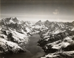Unknown glacier in Johns Hopkins Inlet, Alaska
