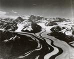 Russell Glacier and Mount Bona, Alaska