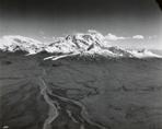 Mount Wrangell and Mount Drum, Alaska