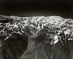 Chitina Glacier and Logan Glacier, Alaska