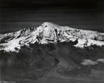 Mount Sanford northeast face and West Glacier, Alaska