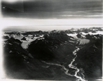 Klutina Glacier and Stephens Glacier, Alaska