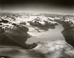 Knik Glacier and Lake George, Alaska