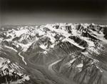 Marcus Baker Glacier, Alaska