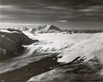 Copper Glacier and Mount Blackburn, Alaska
