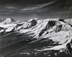 Glaciers of Mount Jarvis, north face, Alaska